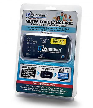 TVGuardian - The Foul Language Filter