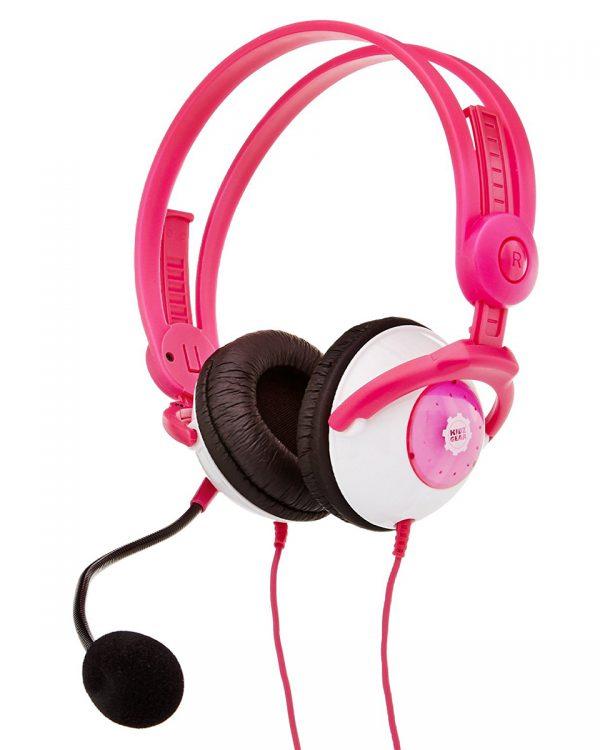 Kidz Gear Headphones Boom Mic