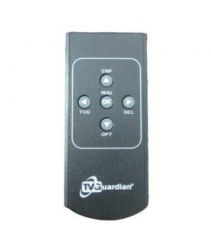TVGuardian 501HD Remote