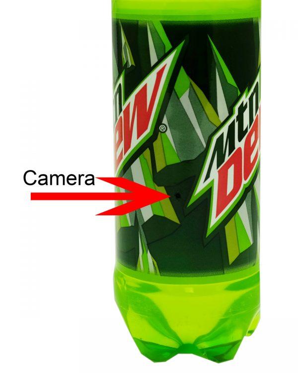 Omni Soda Bottle