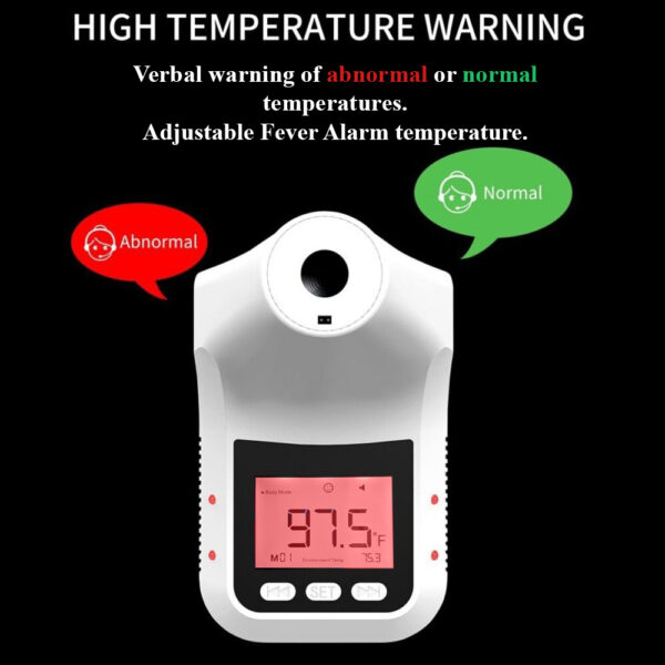 Family Safe TMT3 Pro Thermometer